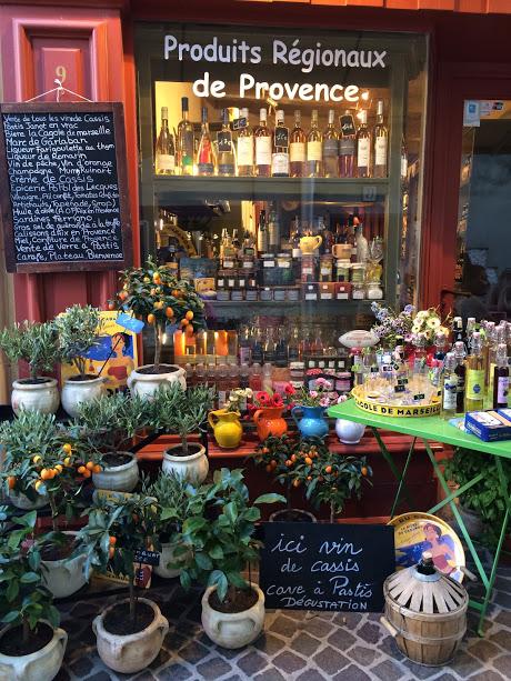 Provence Hediyelik Eşya Dükkanları