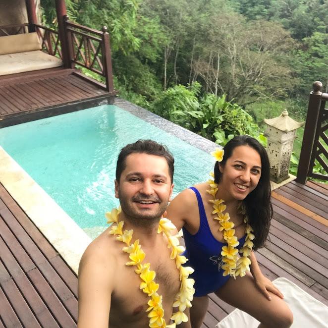 Kupu Kupu Barong Resort Honeymoon Villa