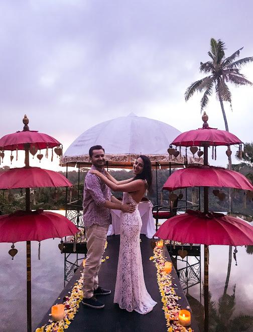 Kupu Kupu Resort/Romantic Dinner