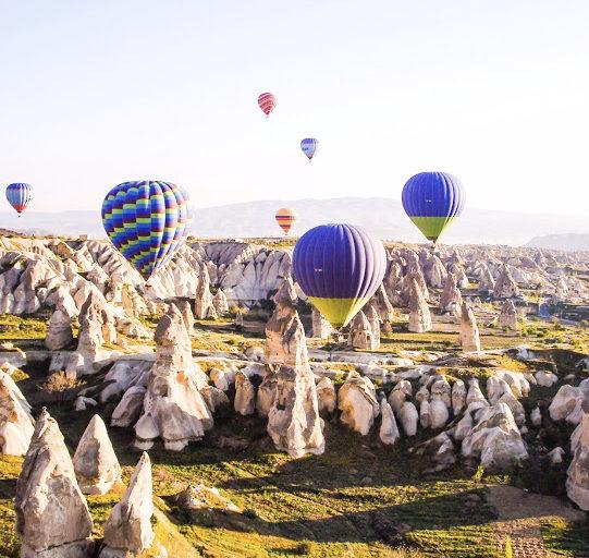 Kapadokya'da Balon Turu Hakkında Her Şey