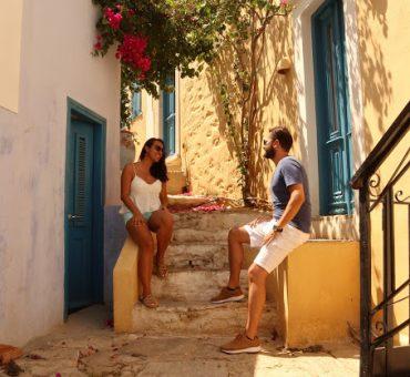Yunan Adaları'nın En Renklisi: Symi Gezi Rehberi