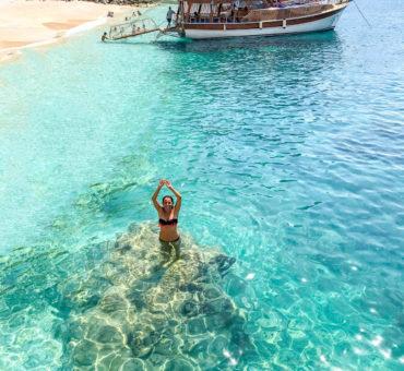 Antalya'nın Maldivleri: Suluada Gezi Rehberi