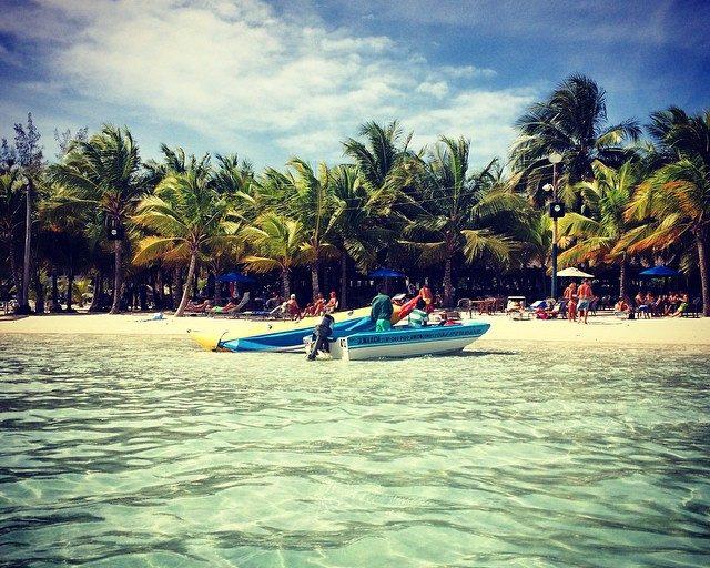 Dominik Cumhuriyeti: Turkuaz Rotaya Varış