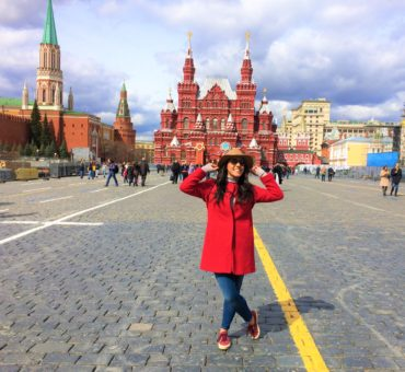 Kızıl Rota Moskova Gezi Rehberi