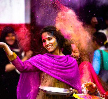 Dünya'nın En Renkli Festivalleri