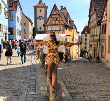 Romantik Yol'un Masal Kasabası: Rothenburg Ob Der Tauber Gezi Rehberi