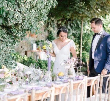 Lavanta Kokulu Boğaz Düğünümüz