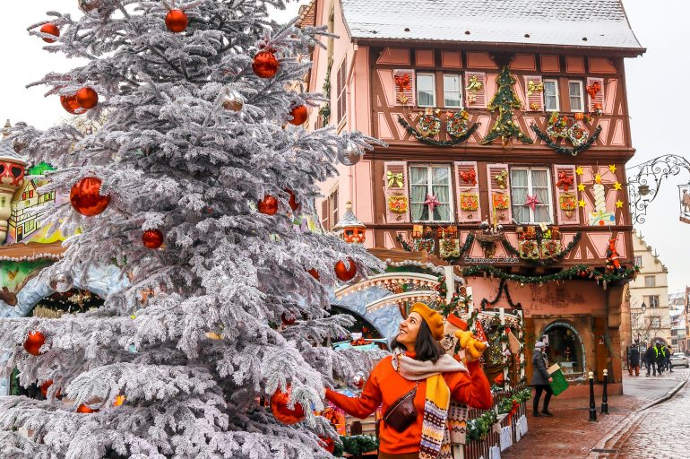 Ortaçağ Masallarına Işıltılı Bir Yolculuk Alsace Gezi Rehberi