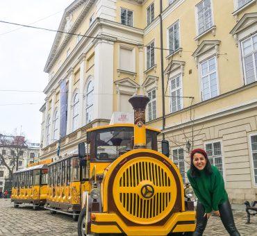 Konsept Mekanları ile Sarı Rota Lviv Gezi Rehberi