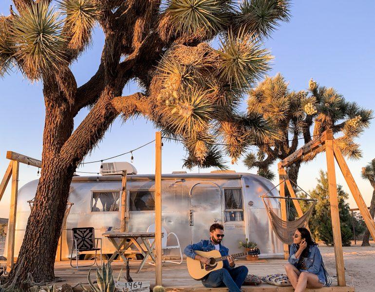 Joshua Tree Gezi Rehberi: Çölde Kamp Deneyimi